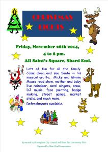 Christmas Family Fun in All Saint's Square