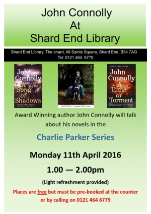 John Connolly visit Poster pdf_001