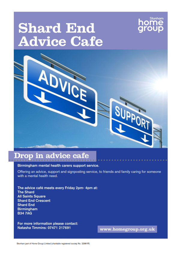 Shard End Advice Cafe Poster_001